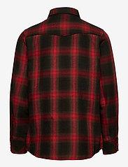 Diesel - CBONNY SHIRT - overhemden - tango red - 1