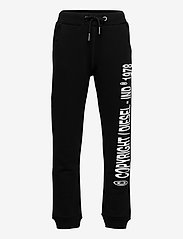 PLAMPCOPY TROUSERS - NERO