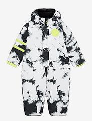 Diesel - JELLYB-SKI JACKET - snowsuit - bianco - 0
