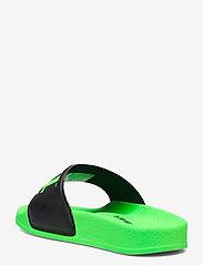 Diesel - MAYEMI SA-MAYEMI CH SANDALS - pool sliders - green fluo/black - 2
