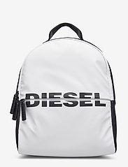 Diesel - BOLDMESSAGE  BOLD BACKPACK - backpa - reput - black/white - 0