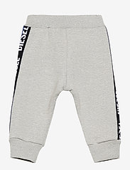 Diesel - PSUITOB TROUSERS - trousers - grigio melange nuovo - 1