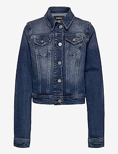 JIMBIS JACKET - denimjakker - denim