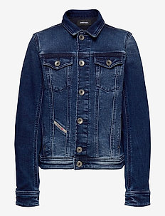 JAFFYJ JJJ JACKET - denimjakker - denim