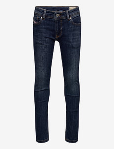 SLEENKER-J-N TROUSERS - jeans - denim
