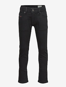 SLEENKER-J-N TROUSERS - jeans - denim nero