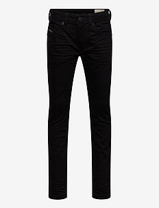 THOMMER-J TROUSERS - jeans - denim nero