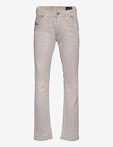 KROOLEY-J JJJ-N TROUSERS - jeans - bianco