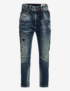 FAYZA-J-N TROUSERS - jeans - denim