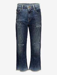 ARYEL-J TROUSERS - jeans - denim