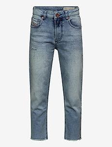ARYEL-J JJJ TROUSERS - jeans - denim