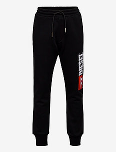 PYLLOX TROUSERS - NERO