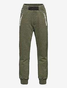 PTA TROUSERS - trousers - olive night