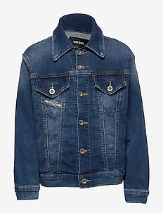 JWANO JJJ JACKET - denimjakker - denim