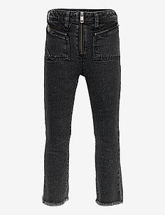 D-EARLIE-J TROUSERS - jeans - denim nero