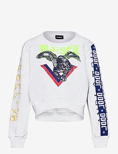 SLYANYDY SWEAT-SHIRT - sweatshirts - bianco