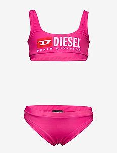 METSJ Kid Beachwear - FUCHSIA PURPLE