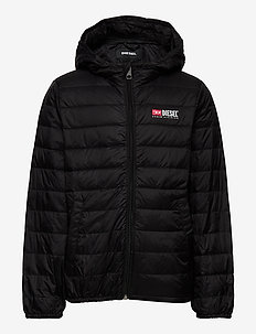 JSAM JACKET - puffer & padded - nero