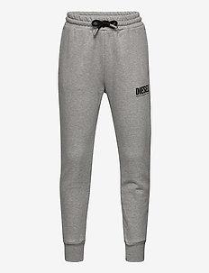 PTARYLOGO TROUSERS - spodnie dresowe - grigio melange nuovo