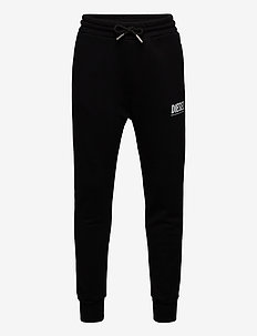 PTARYLOGO TROUSERS - spodnie dresowe - nero
