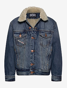 JRESKY JACKET - denimjakker - denim