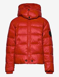 JSMITHYAWH JACKET - puffer & padded - red