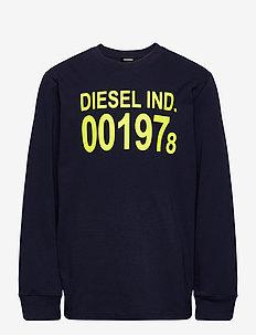 TDIEGO001978 ML T-SHIRT - long-sleeved t-shirts - peacoat blue