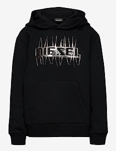 SGIRKHOODJ1 OVER SWEAT-SHIRT - hoodies - nero