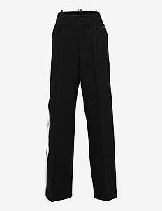 PMALIKA TROUSERS - trousers - nero