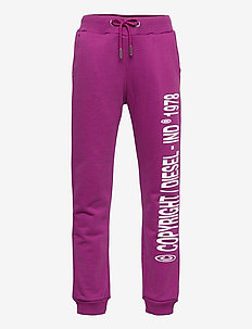 PLAMPCOPY TROUSERS - trousers - hollyhock