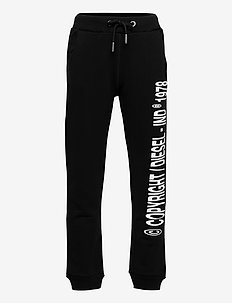 PLAMPCOPY TROUSERS - trousers - nero