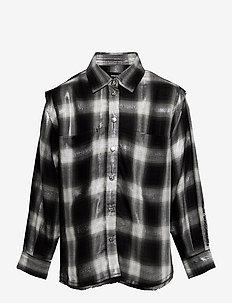 CSUNNYA SHIRT - shirts - nero