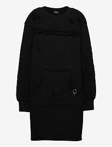 DANIA DRESS - kjoler - nero