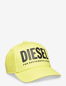 FTOLLY HAT - kasketter - super bright yellow