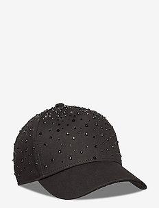 FIWAS HAT - kasketter - nero
