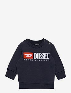 SCREWDIVISIONB SWEAT-SHIRT - sweat-shirt - dark blue
