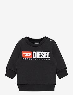 SCREWDIVISIONB SWEAT-SHIRT - sweat-shirt - nero