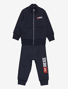 SOLLYB-SET OVERALLS - 2-delige sets - dark blue