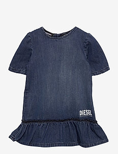 DEIVIB DRESS - jurken - denim