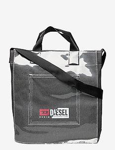 VERTITOTE shopping bag - petits sacs - black denim