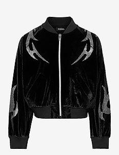 SCHINIL FELPA - sweatshirts - nero