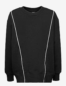 SGEORGIA SWEAT-SHIRT - sweatshirts - nero