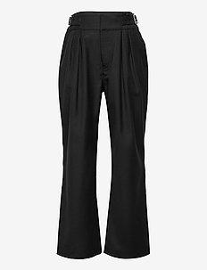 PLOCO TROUSERS - trousers - nero