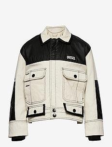 JKENDY GIACCA - light jackets - vapourous gray