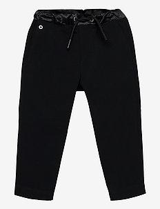 PRUSTI TROUSERS - trousers - nero