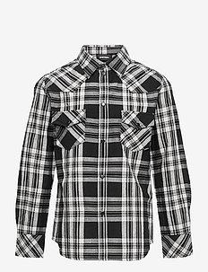 CSEASTO SHIRT - shirts - nero