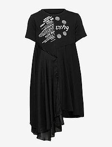 DSETHY DRESS - jurken - nero