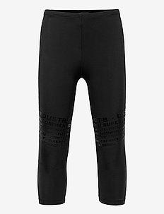 PYDNE TROUSERS - trousers - nero