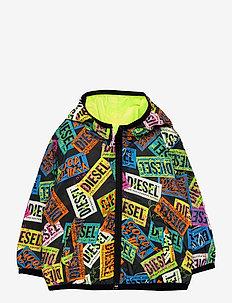 JARKYB JACKET - light jackets - nero