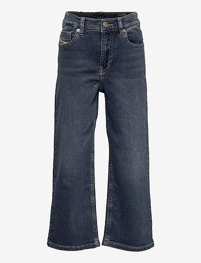 WIDEE-J JJJ TROUSERS - jeans - denim
